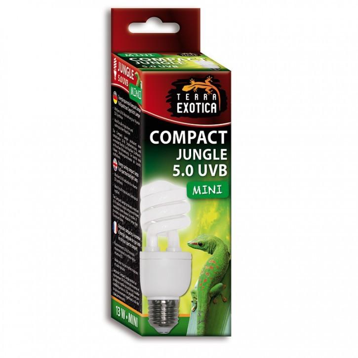 Compact Jungle 5.0 UVB - Mini - Energiesparende Kompaktlampe