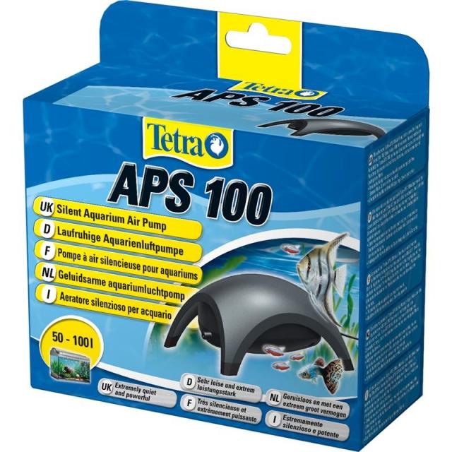 Tetra APS 100 Luftpumpe anthrazit