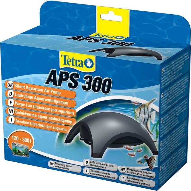 Tetra APS 300 Luftpumpe anthrazit