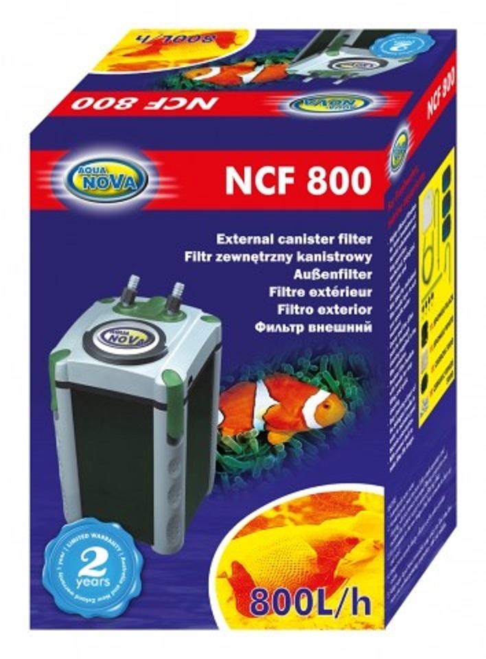 Aqua Nova Aussenfilter NFC- 800- 800 l/h