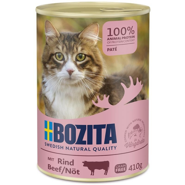 Bozita Cat Dose Rind 410g (20 x 410 g) Sparpaket