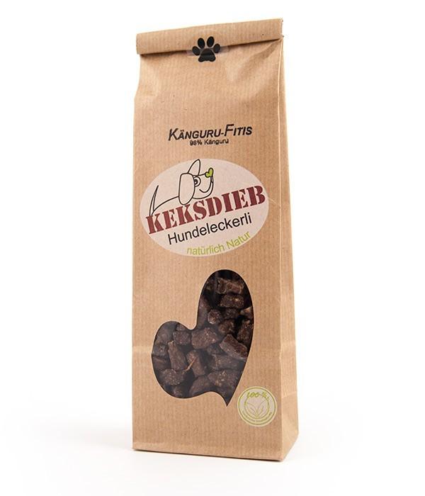 Keksdieb Känguru-Fitis getreidefrei 125g