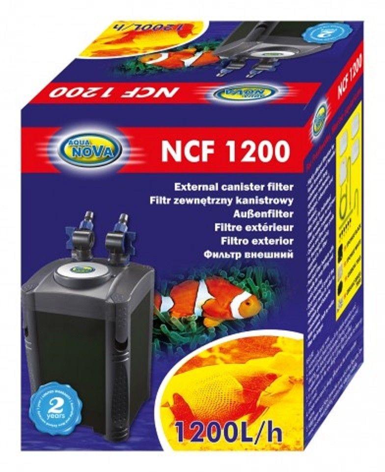 Aqua Nova Aussenfilter NFC- 1200- 1200 l/h