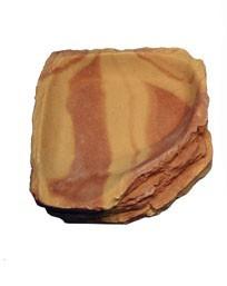 Eckwasserschale medium - sandstone