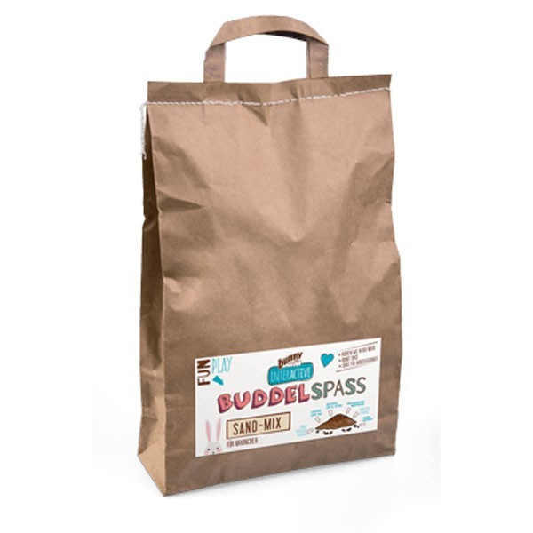 Bunny Buddelspaß Sandmix 8 Liter