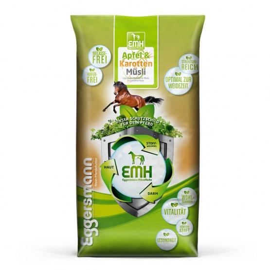 Eggersmann EMH Apfel & Karotten Müsli 20kg