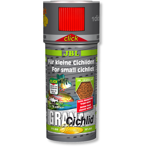 JBL Grana-Cichlid (CLICK) 250ml