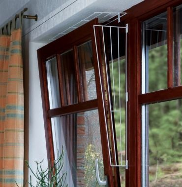 Trixie Schutzgitter für Fenster, rechteckig