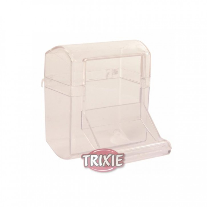 Trixie Futternapf mit Anflugplatz, 70 ml/7 × 7 cm