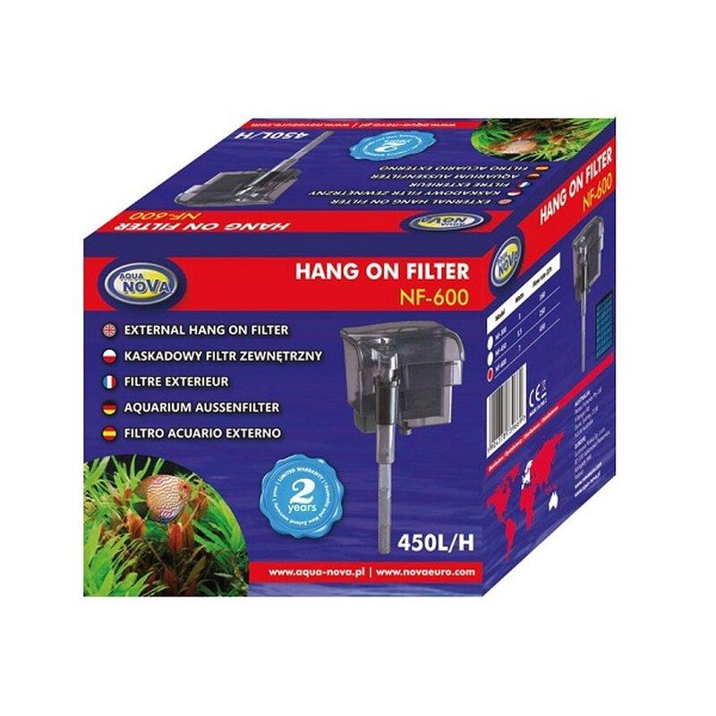 Aqua Nova Hang on Filter NF-600-  600 l/h