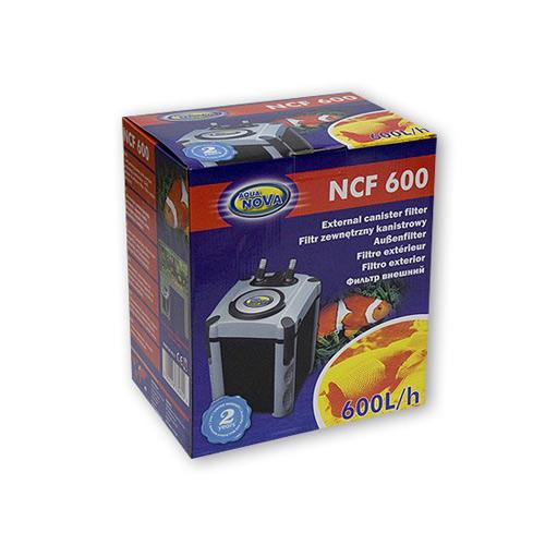 Aqua Nova Aussenfilter NFC- 600- 600 l/h