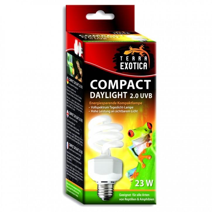 Compact Daylight 2.0 UVB 23 Watt - Energiesparende Kompaktlampe