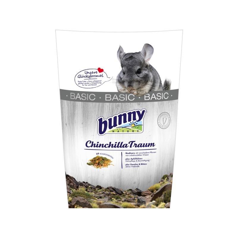 Bunny ChinchillaTraum Basic 1,2 kg