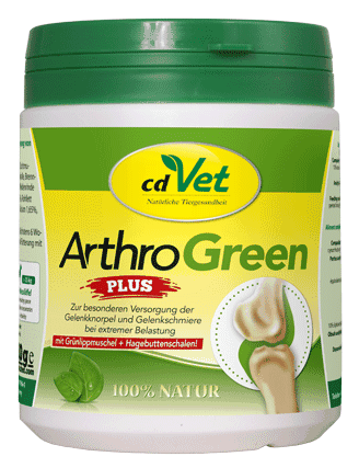 cdVet ArthroGreen plus 330 g
