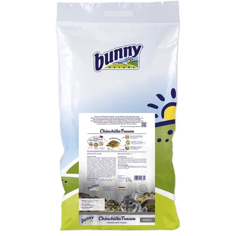 Bunny ChinchillaTraum Basic 3,2 kg