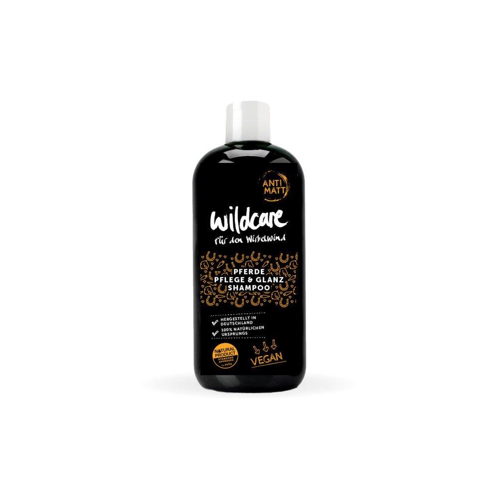 Wildcare Pferd Pflege & Glanz Shampoo ANTI MATT 250 ml