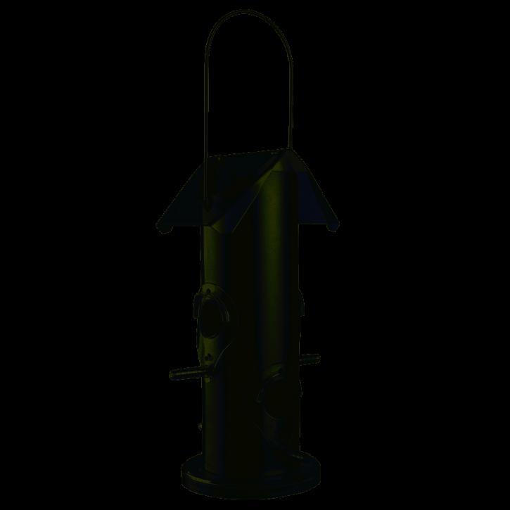 Trixie Futterspender, 14 × 25 × 14 cm, silber