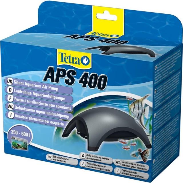 Tetra APS 400 Luftpumpe anthrazit