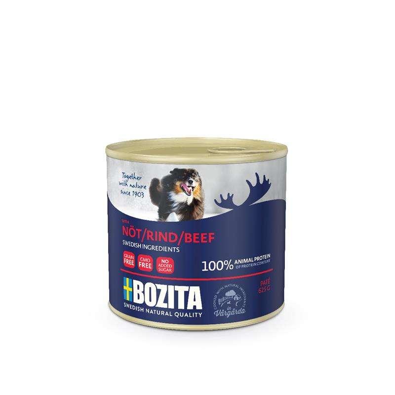 Bozita Dose Paté Rind 200g( 20 Dosen)