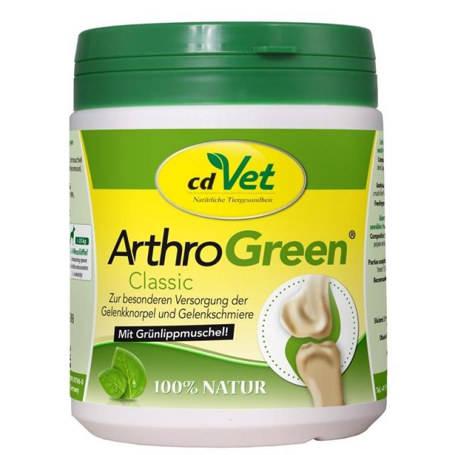cdVet ArthroGreen Classic 345 g
