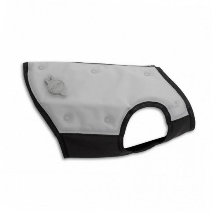 canicool Kühlweste für Hunde M silber-grau