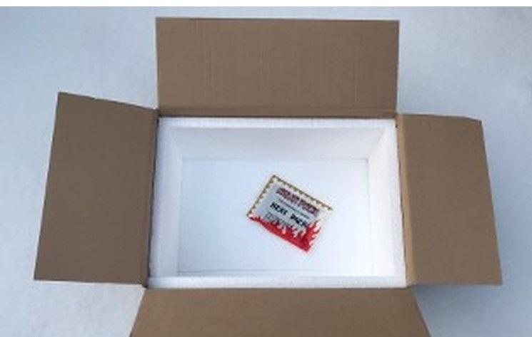 Styroporbox & Heat Pack