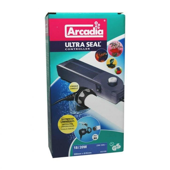 Arcadia Ultra Seal (Wasserdichte Betriebseinheit für Leuchtstoffröhren) 25/30 Watt